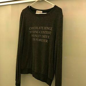 Wildfox jumper sweater